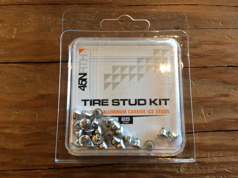45nrth tire stud kit - 25 QTY