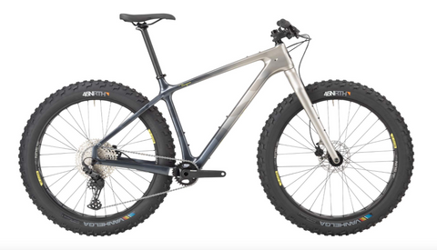 2021 Salsa Beargrease Carbon Deore