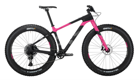 2018 Salsa Beargrease Carbon NX1