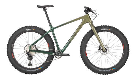 2021 Salsa Beargrease Carbon SLX