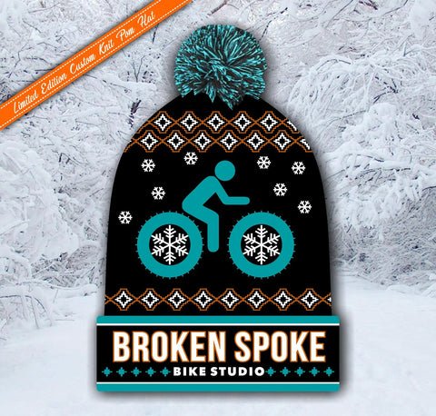 Broken Spoke Limited Edition Beanie