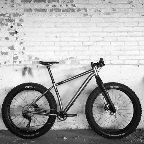 509 Cycles Jabit III Steel XT Complete