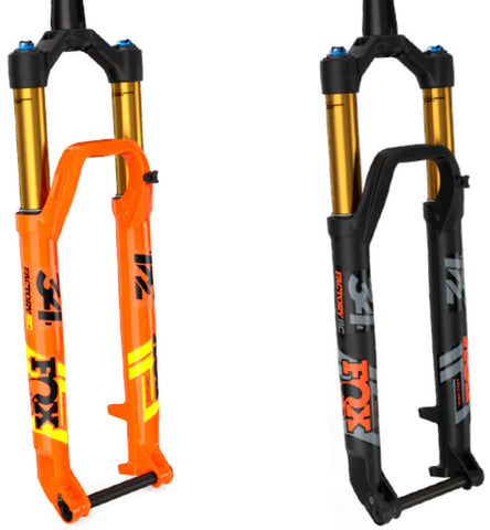 Fox Factory 34 Float SC 29 120 FIT4 3-Pos Kabolt 110 Fork 2019