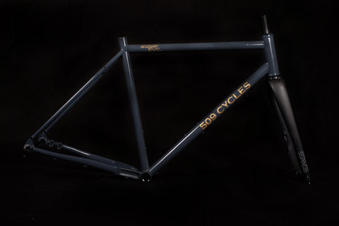 509 Cycles Steel Necessary Evil