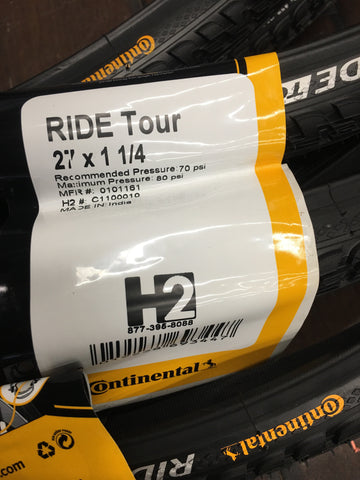 Continental Ride Tour