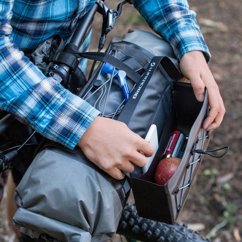 Blackburn Elite hitchhiker handlebar bag