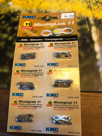 KMC Missing Link 11