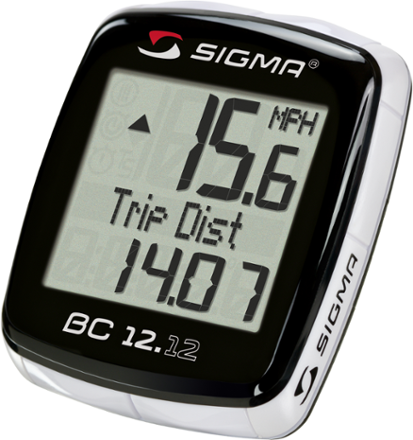 Sigma BC 12.12 Wired Cycling Computer
