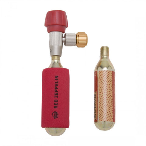Red Zeppelin CO2 tire inflator
