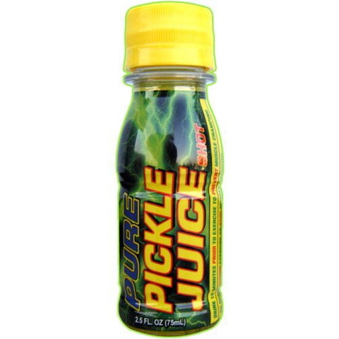 Pickle Juice Shots