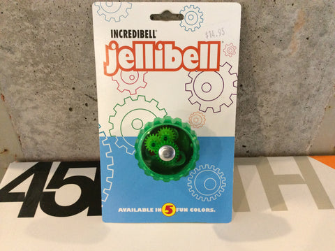 Incredibell Jellibell Green