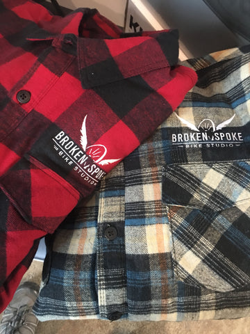 BS Flannel Jacket