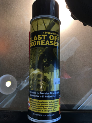 Blast Off Degreaser