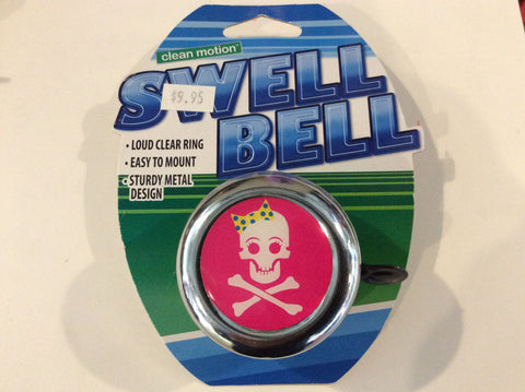 Swell bell girly skull