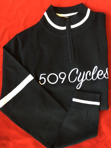 509 Cycles 100% Merino Wool Sweater