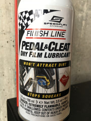 Finish Line Pedal & Cleat Dry Film Lubricant
