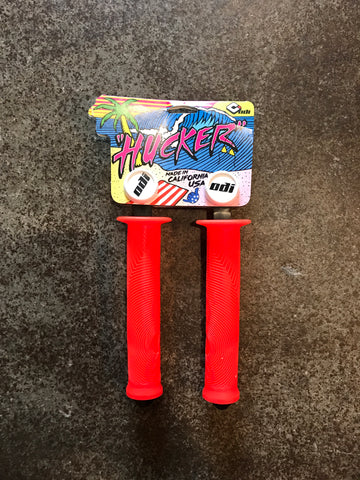 ODI Hucker Grips Orange