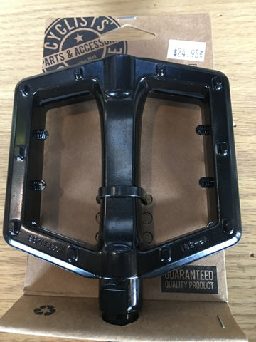 Cyclists' Choice Platform Pedals