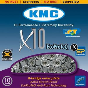 KMC Eco Pro Teq Chain 8-10 speeds