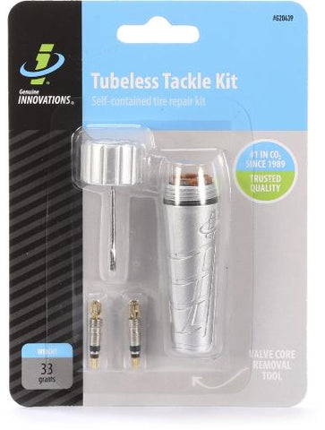 Genuine Innovations Tubeless Tackle Kit