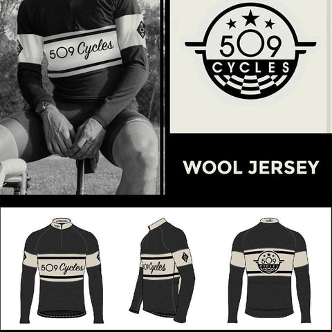 509 Cycles Wool Jersey