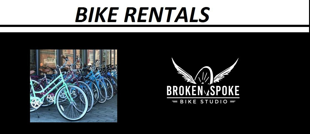 Broken Spoke Bike Studio