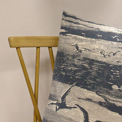 Sea Cushion - Slate