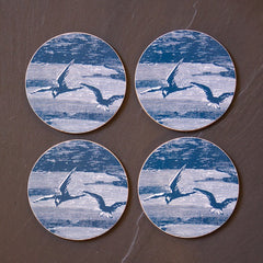 *NEW* Set of 4 'Sky' coasters
