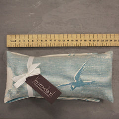 Heatable Wheat & Lavender Bag - Aqua Sky
