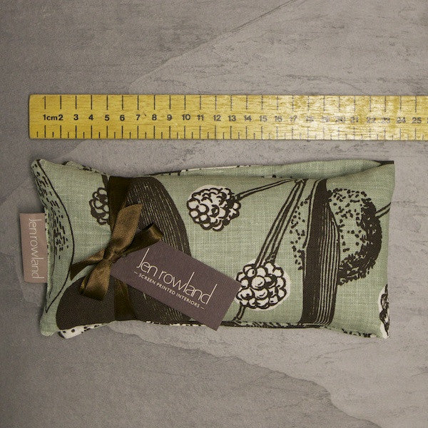 Heatable Wheat & Lavender Bag - Mint Acacia
