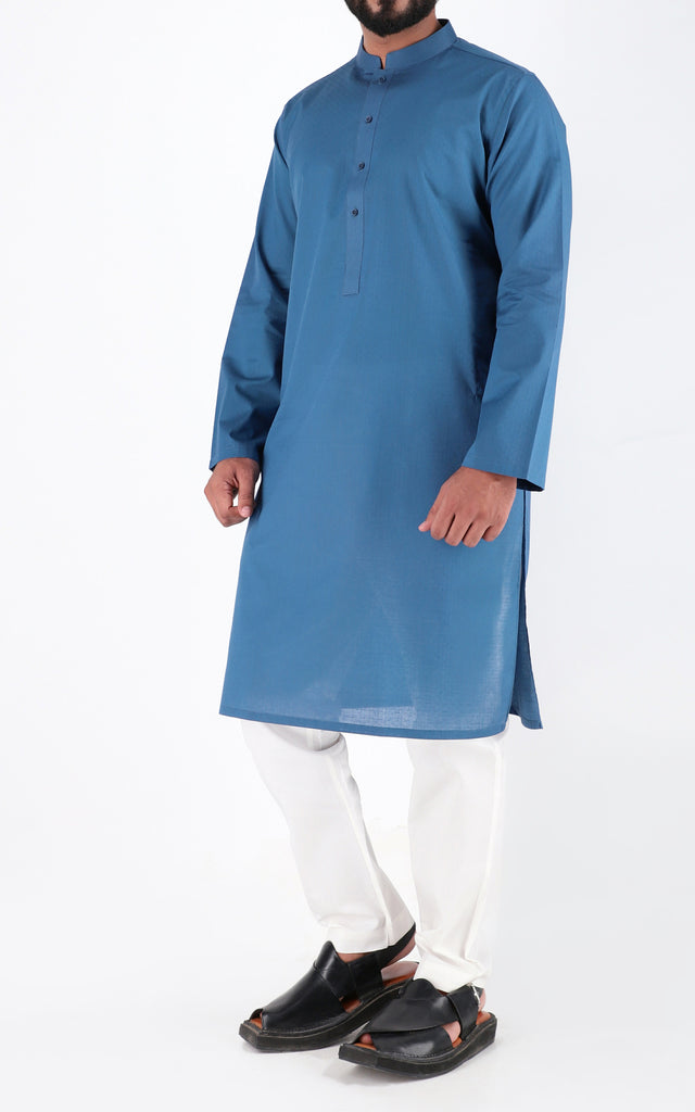 Trendy Kurta - Bottle Green