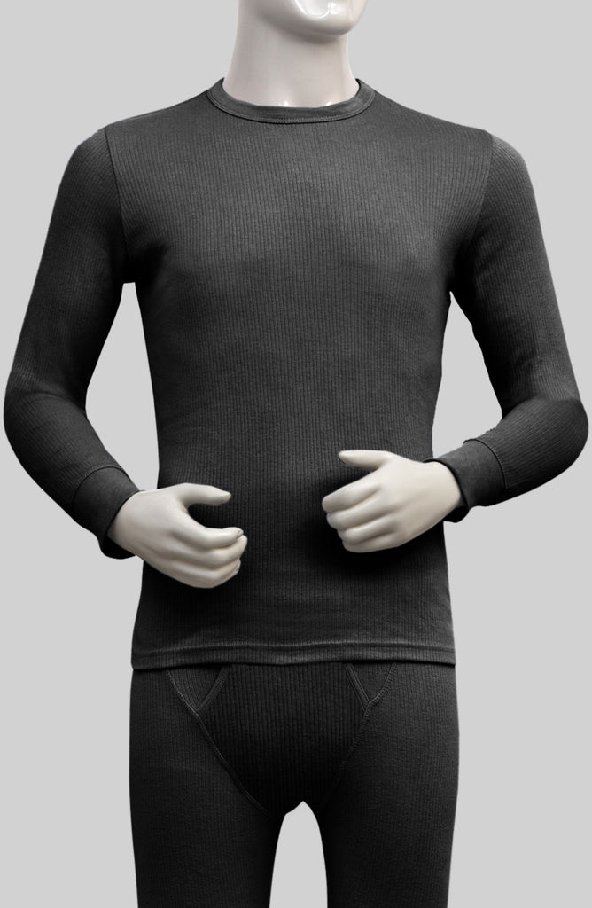 Thermal Top -  Black
