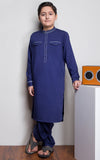 JUNIOR SHALWAR SUIT-BLUE