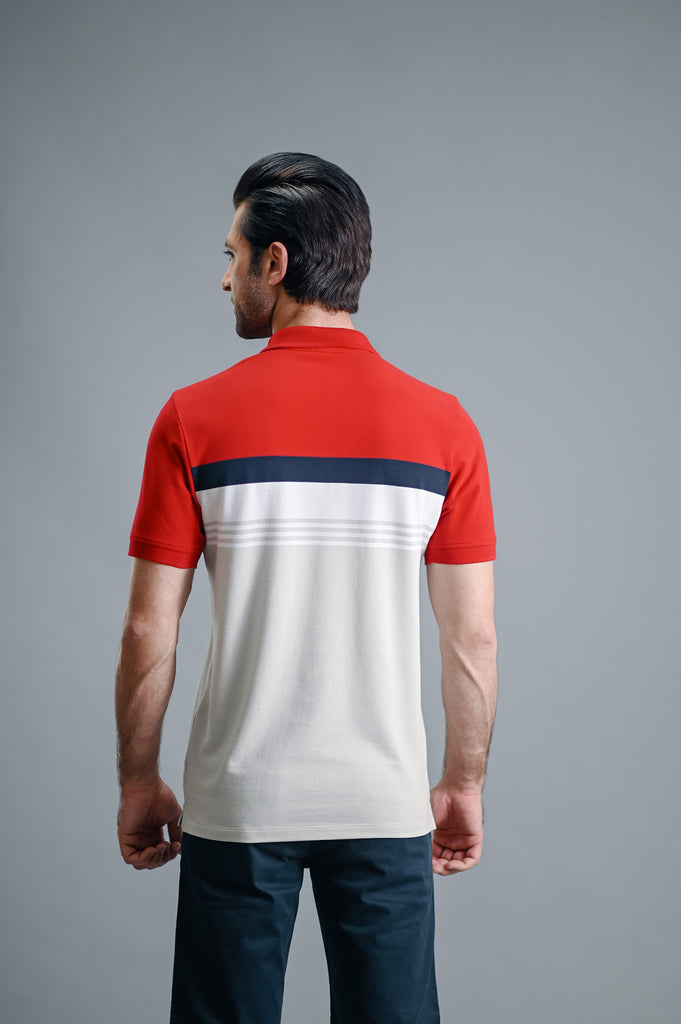 HALF SLEEVES YD  POLO - BOSSA NOVA