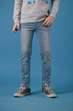 GUTS COLOR DENIM- LIGHT BLUE