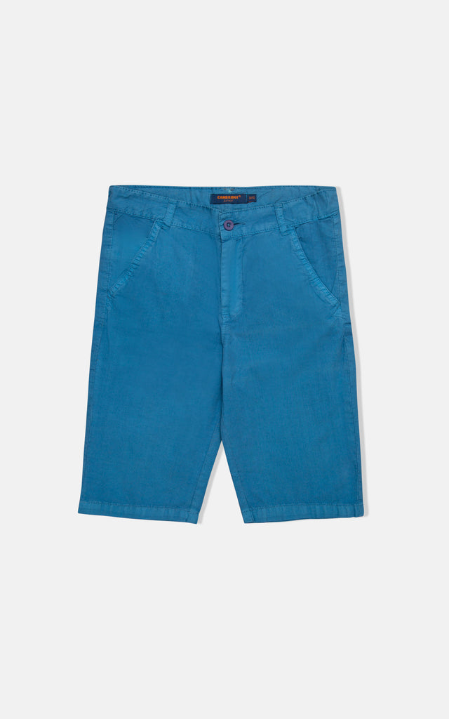 GUTS PLAIN SHORT- B.BLUE