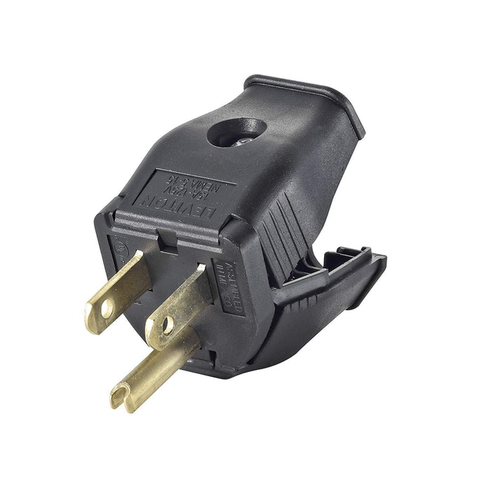 15A 120V AC Grounded Plug