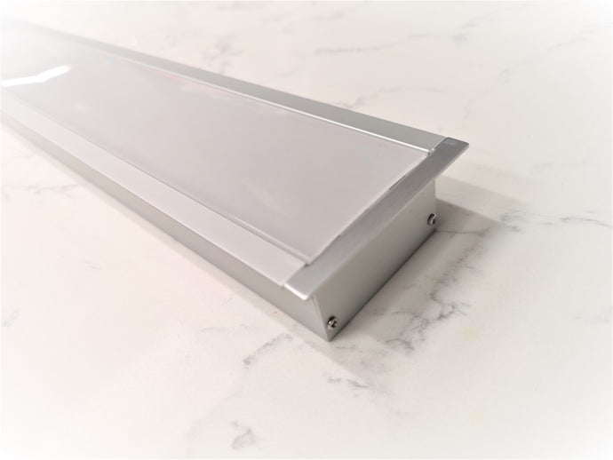 Dotless 39 Recessed Aluminum Channel