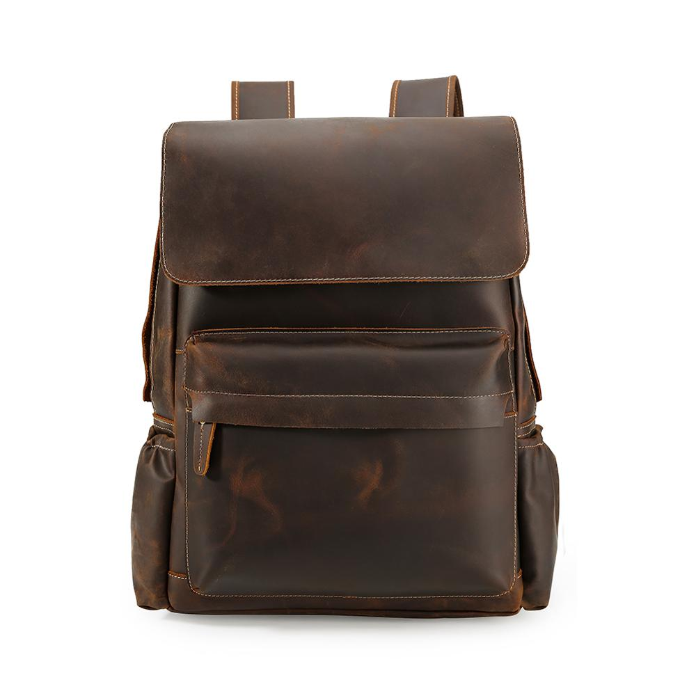 Royal Leather Backpack