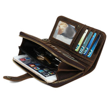Load image into Gallery viewer, Royal Leather Wallet
