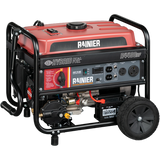 R4400DF Dual Fuel Portable Generator