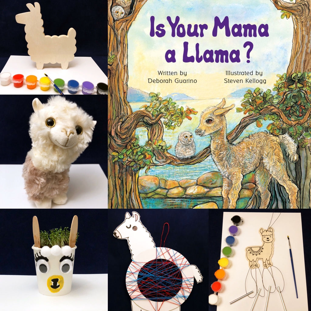 Ivy Kids Kit Is Your Mama A Llama 5 0 Star Rating 5 Reviews