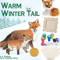 Ivy Kids Kit - A Warm Winter Tail