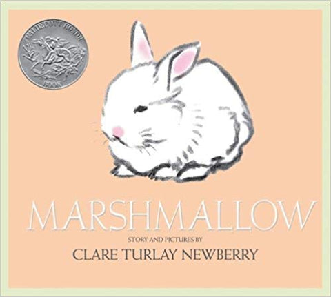 STEAM activities inspired by Marshmallow Bunny by Clare Turlay Newberry