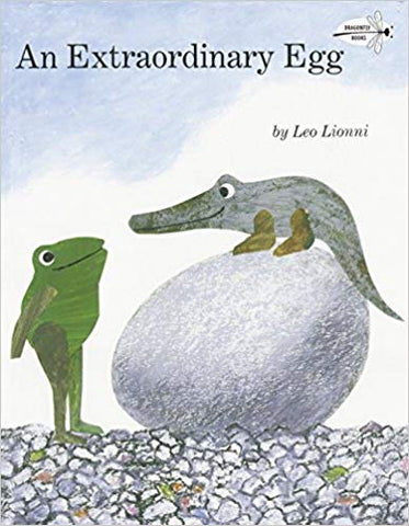 book An Extraordinary Egg by Leo Lionni