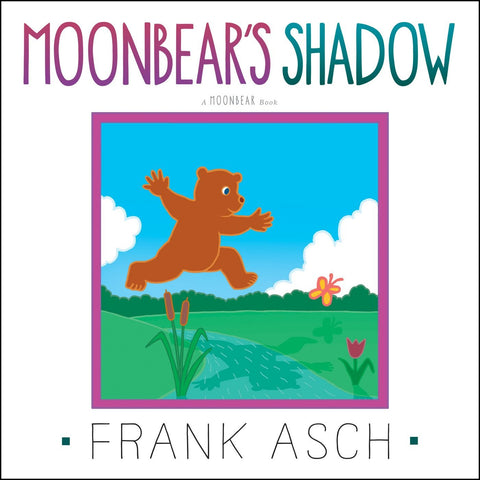 STEAM activities inspired by the children's book Moonbear's Shadow