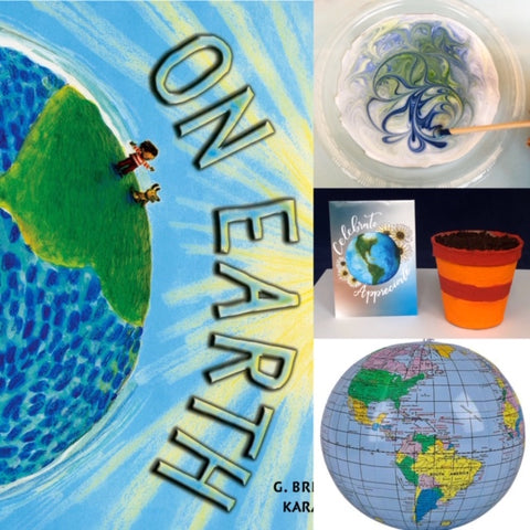 Earth themed children's activities