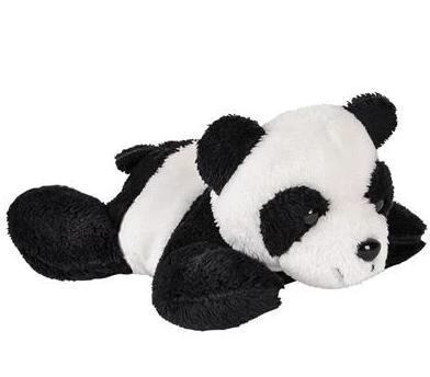 stuffed plush panda