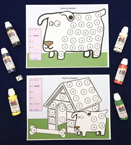 Ivy Kids Kit - Dog's Colorful Day