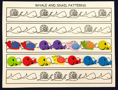 Ivy Kids kit - The Snail and the Whale
